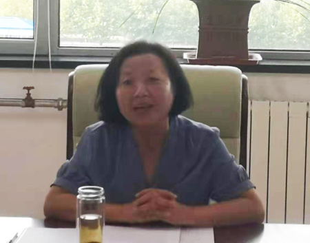 李霞出席民建省直环保支部成立大会