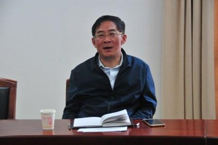 民建安徽省委召开2020年四季度理论中心组学习会议