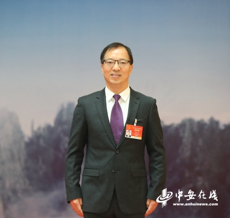 中安在线【全国两会代表说】全国人大代表吴永利:实施供暖线南移 加快地热能开发