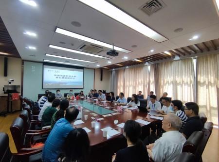 李霞出席民建省直科技支部第七次会员暨换届大会