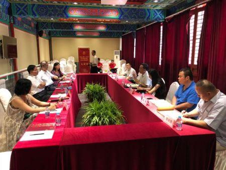 民建中央文化委员会主任李修松在京进行文创产业专题调研